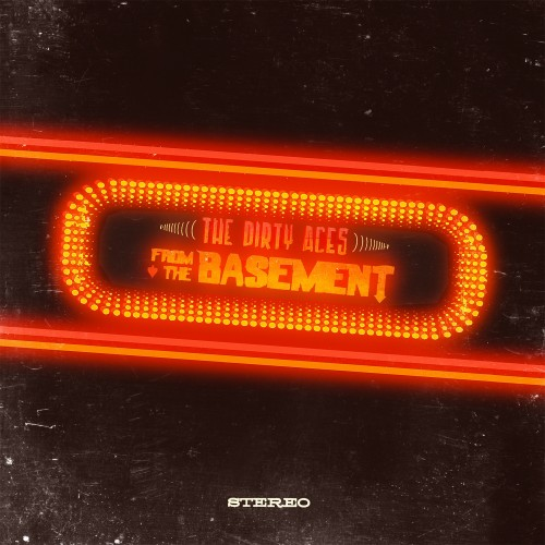 The Dirty Aces - From The Basement - Artwork