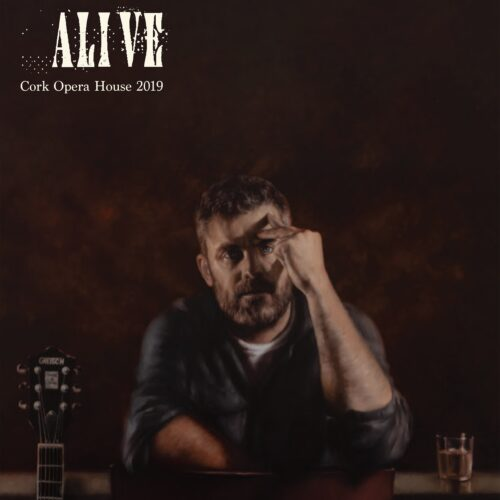 cover Mick Flannery - Alive