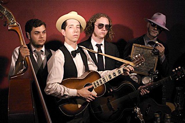 Pokey Lafarge And The South City Three Riverboat Soul